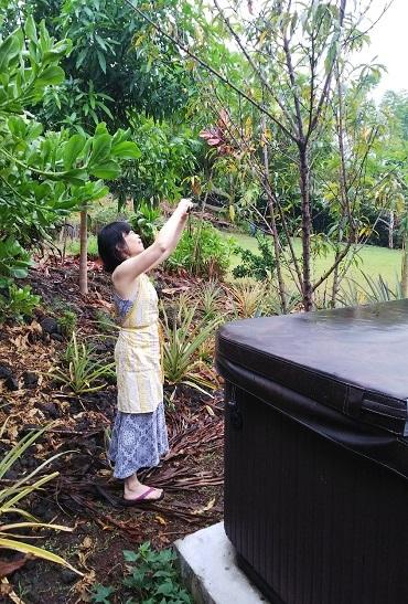 ハワイ島での料理教室_a0170699_21411573.jpg