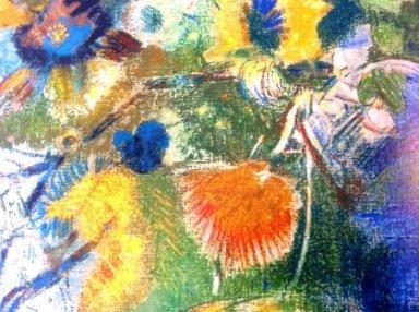 ルドン - 秘密の花園_c0203401_11170904.jpg