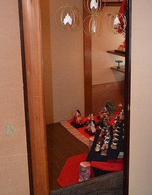 人形の家で_b0102572_2322697.jpg