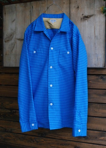 Heavy flannel shirt 入荷しました!_e0254972_13514376.jpg
