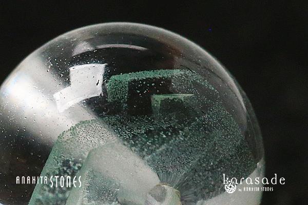 ダブルグリーンファントムHCビーズ(マダガスカル産)_d0303974_12451547.jpg