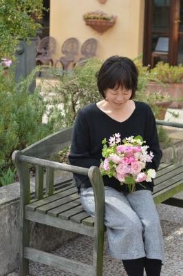 妖精たちの花便り&ティーパーティ_a0252678_11561023.jpg