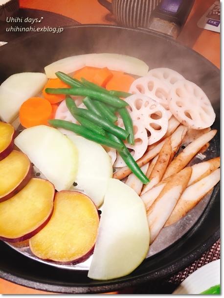 蒸し野菜_f0179404_20340770.jpg