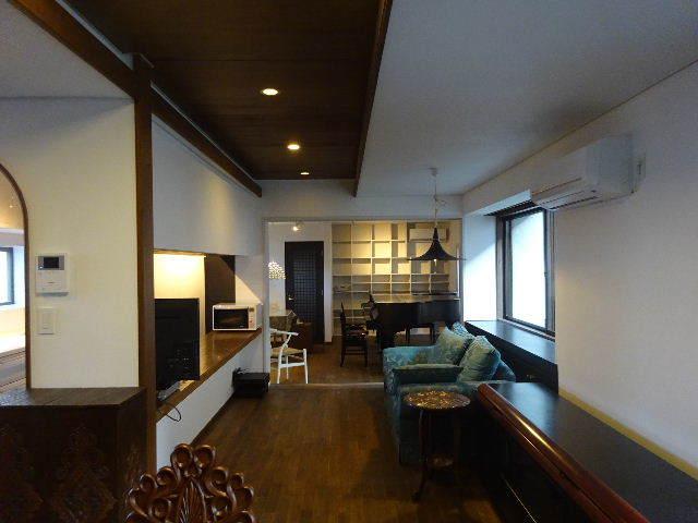 加賀野 Piano & Gallery 改修工事 もうすぐ完成です!_f0105112_04274154.jpg