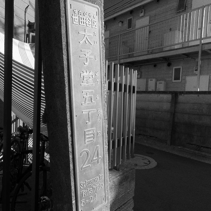 世田谷の古道?を歩く 鎌倉通りその7(最終~西太子堂) _b0058021_09414141.jpg