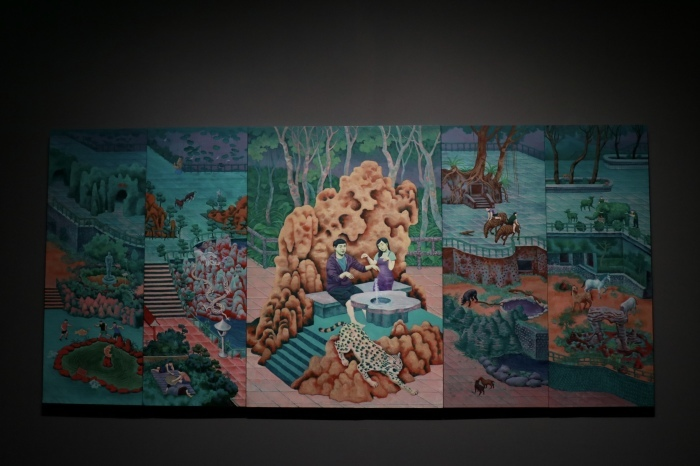 【台北当代芸術館】台湾旅行 - 18 -_f0348831_09135835.jpg