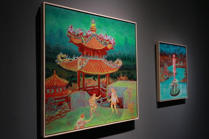 【台北当代芸術館】台湾旅行 - 18 -_f0348831_09140058.jpg