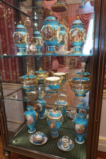 第4代ハードフォード公爵のロンドンの邸宅内のプライベートコレクション ウォーレスコレクション_f0380234_19123807.jpg