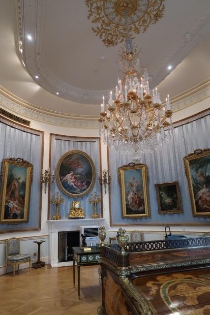 第4代ハードフォード公爵のロンドンの邸宅内のプライベートコレクション ウォーレスコレクション_f0380234_19181525.jpg