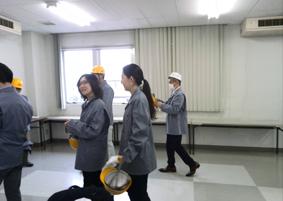 「旭ファイバーグラス」湘南工場へ 見学です♪_c0146040_13562287.jpg