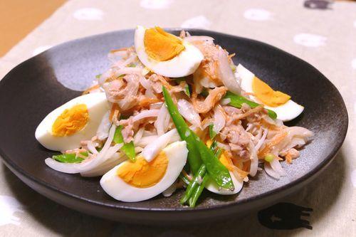 春野菜のカラフルサラダ_f0191248_08584111.jpg