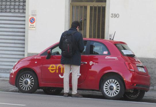 街中に入れるレンタルカーを使用してみたーー結果ーー汗_c0179785_16543570.jpg