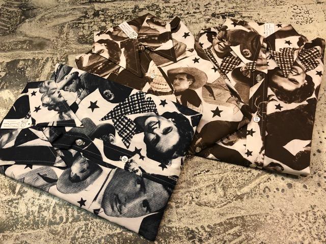 4月11日(水)大阪店ヴィンテージ入荷!#2 NOS&Shirt編!バックルバックLee&ハリウッドスター総柄シャツ!!_c0078587_21524261.jpg