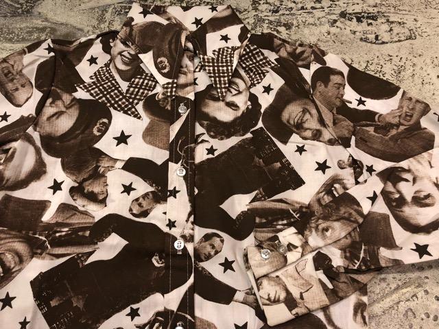 4月11日(水)大阪店ヴィンテージ入荷!#2 NOS&Shirt編!バックルバックLee&ハリウッドスター総柄シャツ!!_c0078587_21542494.jpg