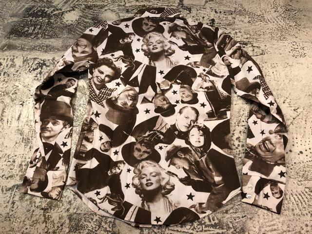 4月11日(水)大阪店ヴィンテージ入荷!#2 NOS&Shirt編!バックルバックLee&ハリウッドスター総柄シャツ!!_c0078587_2155053.jpg