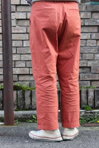シルエットの良さが光るイタリア発ブランド「RICCARD METHA (リカルドメッサ)」 ご紹介_f0191324_08162970.jpg