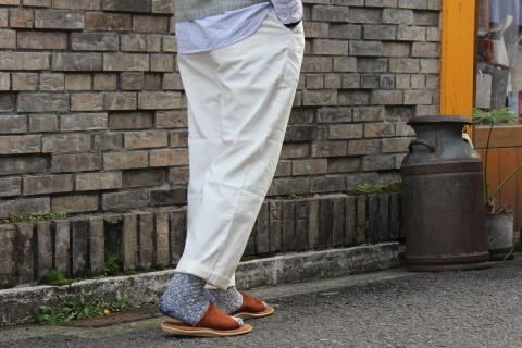 シルエットの良さが光るイタリア発ブランド「RICCARD METHA (リカルドメッサ)」 ご紹介_f0191324_08190269.jpg