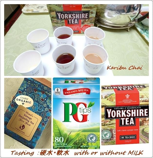 イースターのお茶会セミナー …and 紅茶と水の関係!_c0079828_13345455.jpg