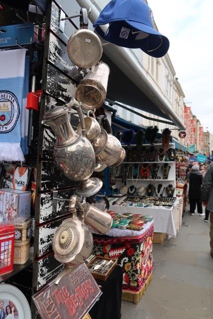 ロンドンイチ有名なポートベローマーケット _f0380234_02535181.jpg