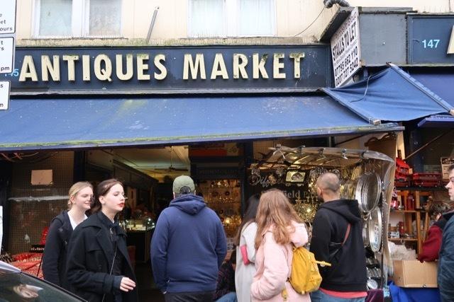 ロンドンイチ有名なポートベローマーケット _f0380234_02550012.jpg