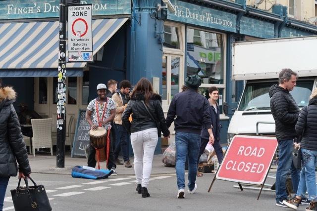 ロンドンイチ有名なポートベローマーケット _f0380234_02560260.jpg