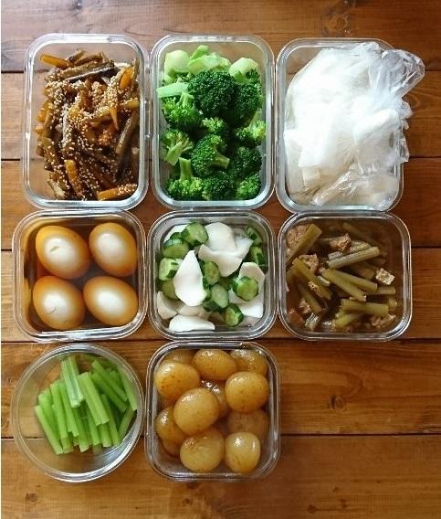 イエシゴトVol.253 野菜の常備菜と干し野菜で後始末_e0274872_08581610.jpg