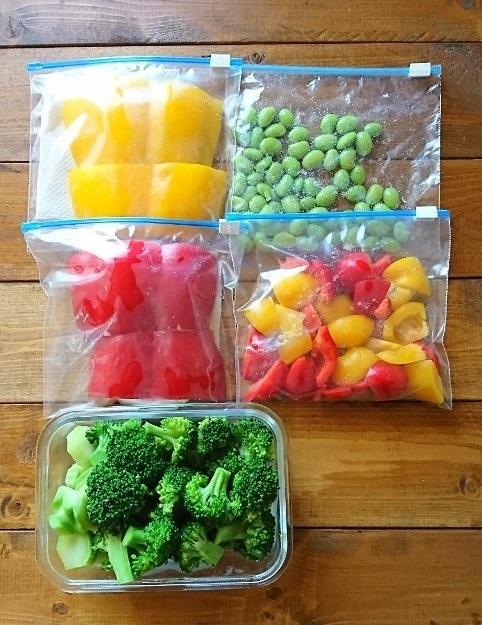 イエシゴトVol.253 野菜の常備菜と干し野菜で後始末_e0274872_08582392.jpg