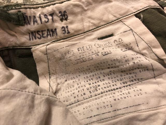"""4月11日(水)大阪店ヴィンテージ入荷!#3 U.S.Army&BritishArmy編!NOS VietnamFatigue\""""1st Pattern\""""!!_c0078587_15564320.jpg"""