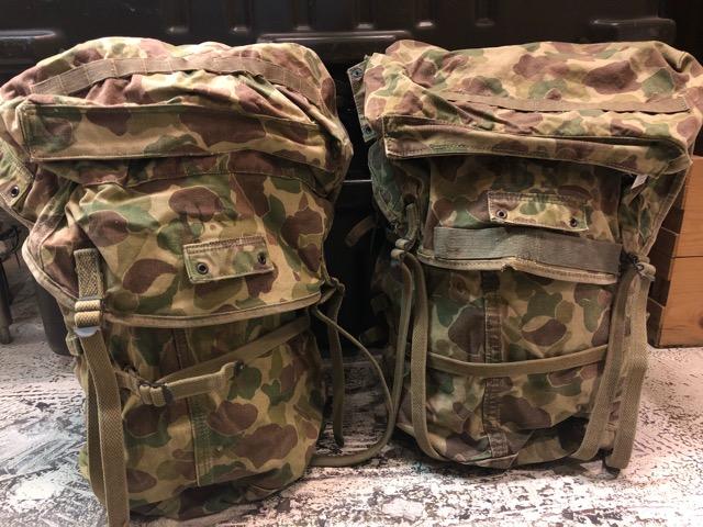 4月11日(水)大阪店ヴィンテージ入荷!#4 U.S.Military編!M-1943 FlogSkinJunglePack!!_c0078587_16162463.jpg