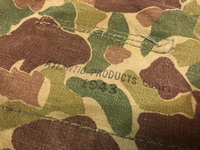4月11日(水)大阪店ヴィンテージ入荷!#4 U.S.Military編!M-1943 FlogSkinJunglePack!!_c0078587_16184855.jpg