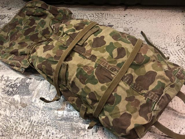 4月11日(水)大阪店ヴィンテージ入荷!#4 U.S.Military編!M-1943 FlogSkinJunglePack!!_c0078587_16202835.jpg