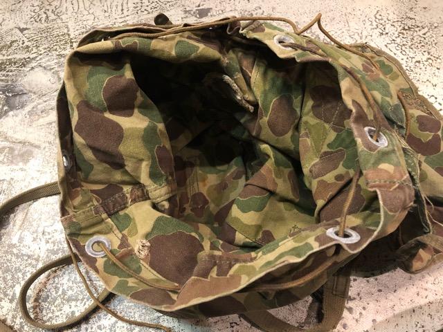 4月11日(水)大阪店ヴィンテージ入荷!#4 U.S.Military編!M-1943 FlogSkinJunglePack!!_c0078587_16204929.jpg