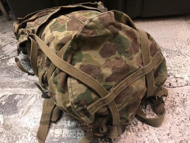 4月11日(水)大阪店ヴィンテージ入荷!#4 U.S.Military編!M-1943 FlogSkinJunglePack!!_c0078587_16211427.jpg