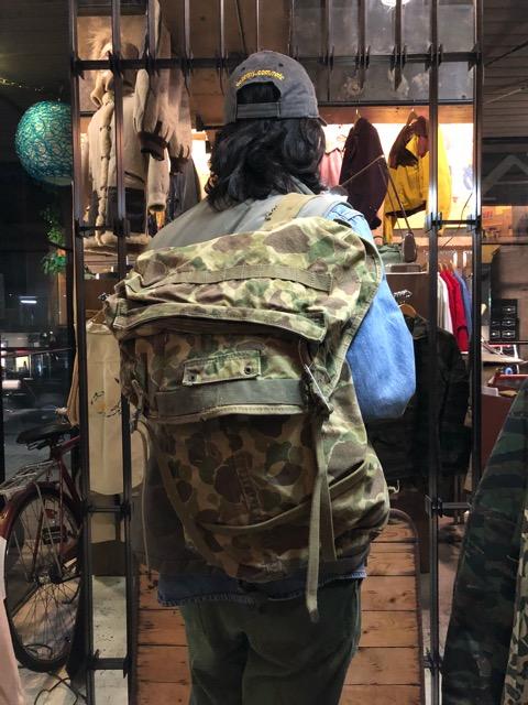 4月11日(水)大阪店ヴィンテージ入荷!#4 U.S.Military編!M-1943 FlogSkinJunglePack!!_c0078587_16214018.jpg