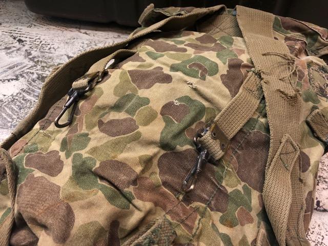 4月11日(水)大阪店ヴィンテージ入荷!#4 U.S.Military編!M-1943 FlogSkinJunglePack!!_c0078587_1621843.jpg