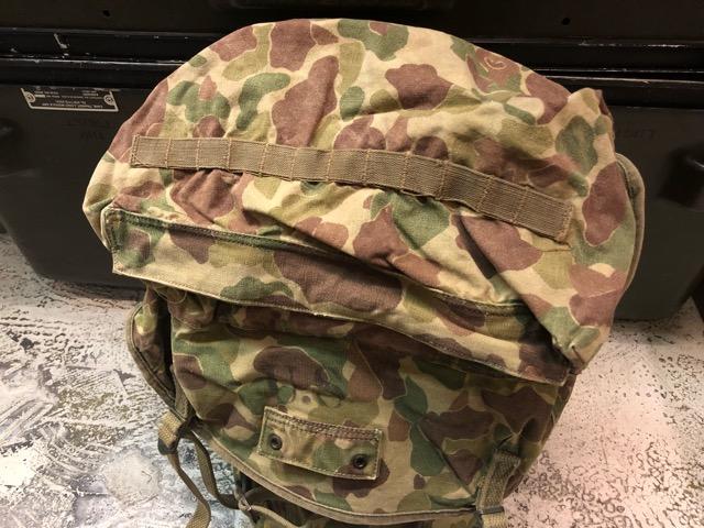 4月11日(水)大阪店ヴィンテージ入荷!#4 U.S.Military編!M-1943 FlogSkinJunglePack!!_c0078587_16221422.jpg