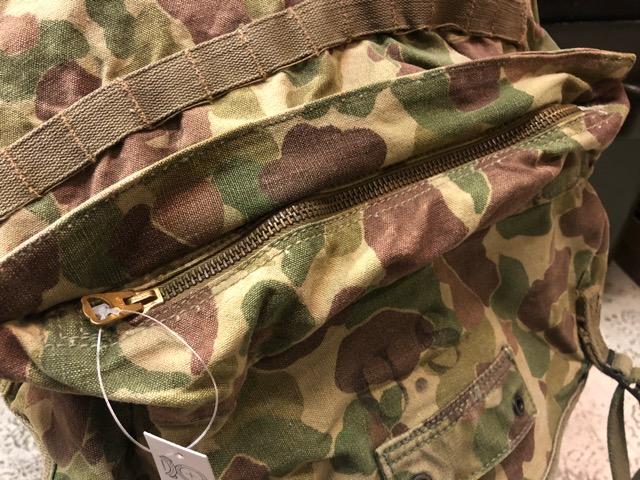 4月11日(水)大阪店ヴィンテージ入荷!#4 U.S.Military編!M-1943 FlogSkinJunglePack!!_c0078587_16222211.jpg
