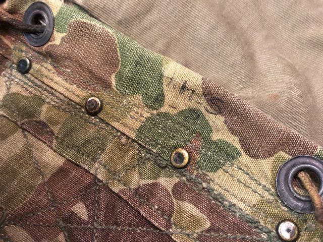 4月11日(水)大阪店ヴィンテージ入荷!#4 U.S.Military編!M-1943 FlogSkinJunglePack!!_c0078587_16225627.jpg
