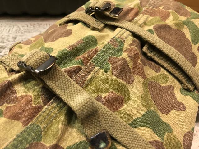 4月11日(水)大阪店ヴィンテージ入荷!#4 U.S.Military編!M-1943 FlogSkinJunglePack!!_c0078587_16231549.jpg