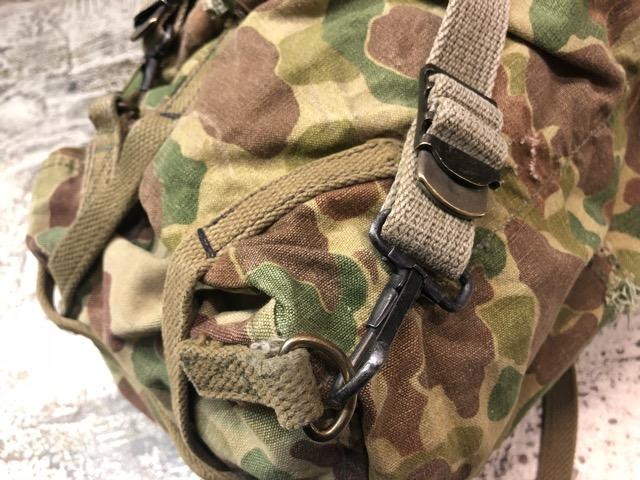 4月11日(水)大阪店ヴィンテージ入荷!#4 U.S.Military編!M-1943 FlogSkinJunglePack!!_c0078587_16232111.jpg