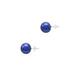 身につける漆 漆のアクセサリー ピアス 糖蜜珠 コバルト色 坂本これくしょんの艶やかで美しくとても軽い和木に漆塗りのアクセサリーは軽くてピアスホールに負担をかけにくいつくり SAKAMOTO COLLECTION wearable URUSHI accessories pierce Molasses Jewel cobalt blue color 糖蜜のように透明感がある香りたつような艶やかな丸い珠が耳元にピタッと愛らしくよりそう、水面に月光が差し込んで煌めく様子をイメージした上品でクールな印象のブルーピアス、プレゼントにも喜ばれています。 #漆のアクセサリー #漆のジュエリー #軽いアクセサリー #コバルトブルー #青鱗 #ピアス #コバルト色 #accessories #jewelry #cobalt #cobaltblue #pierce #wearable #URUSHI #aizuwakamatsu #Sakamotocollection #プレゼント #耳が痛くない