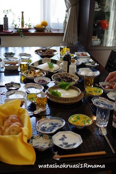 4月飲茶会♪ 豆腐をつくろう♪_c0365711_19395499.jpg