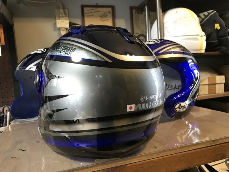 TLC 2018ダカールラリー用ヘルメット_e0196826_18185101.jpg