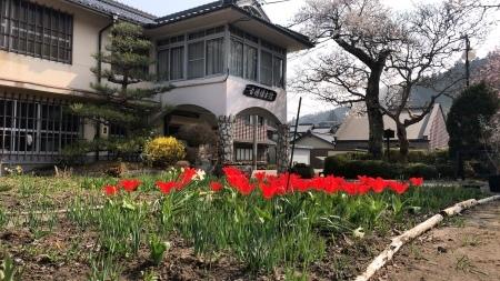 春の懐古館_b0204636_10185188.jpg