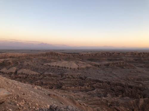 アタカマ砂漠の「月の谷」_c0011649_22024878.jpg