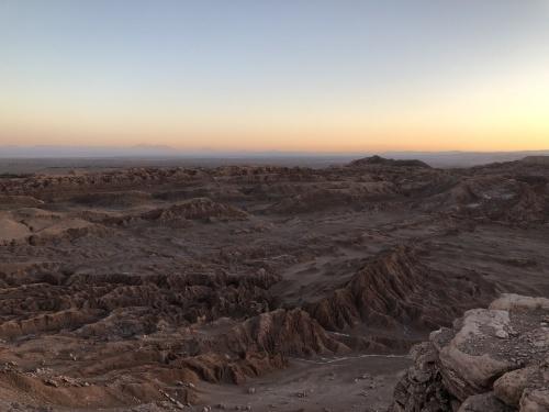 アタカマ砂漠の「月の谷」_c0011649_22031002.jpg