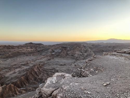 アタカマ砂漠の「月の谷」_c0011649_22033157.jpg