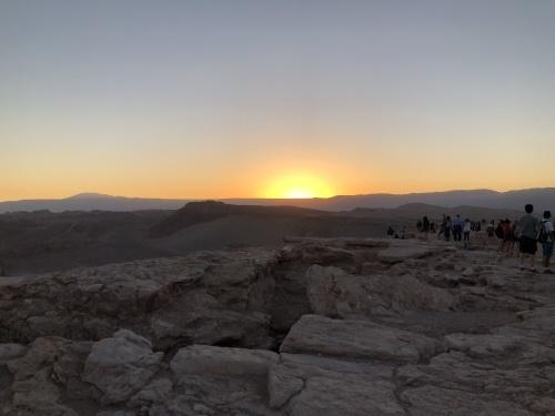 アタカマ砂漠の「月の谷」_c0011649_22035808.jpg