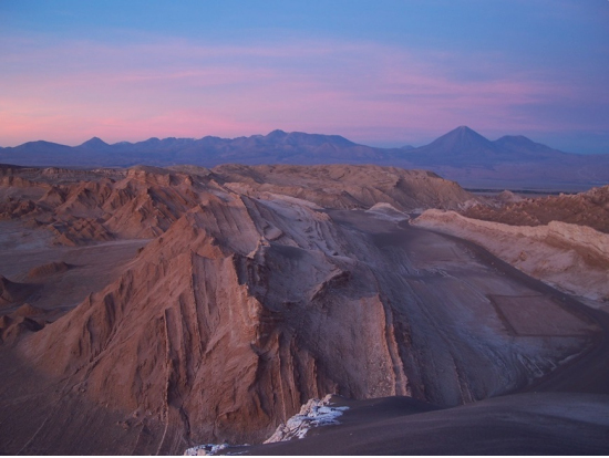 アタカマ砂漠の「月の谷」_c0011649_22042047.jpg