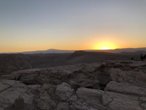 アタカマ砂漠の「月の谷」_c0011649_22044025.jpg